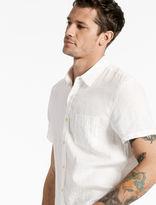 Lucky Brand North Shore Linen Shirt