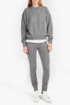 Acne Studios Jong Alpaca Leggings