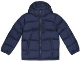 Polo Ralph Lauren Hooded quilted jacket