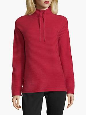 Betty Barclay Cotton Blend Ribbed Jumper