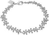 """Lauren Ralph Lauren 7 1/2"""" Flower Flex Bracelet"""