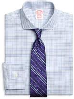 Brooks Brothers Regent Fit Triple Check Dress Shirt