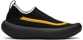 Marni Black Banana Sneakers
