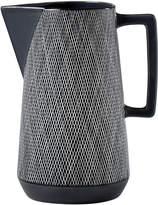 Torre & Tagus Bergen Weave Matte Ceramic Pitcher
