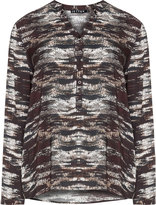 Jette Joop Plus Size Printed woven blouse