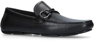 Salvatore Ferragamo Gancio Rope Driver Shoes