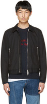 Burberry Black Maddison Jacket