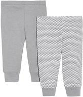 Skip Hop Petite Triangles Pant Set (Baby) - Grey-6-9 Months