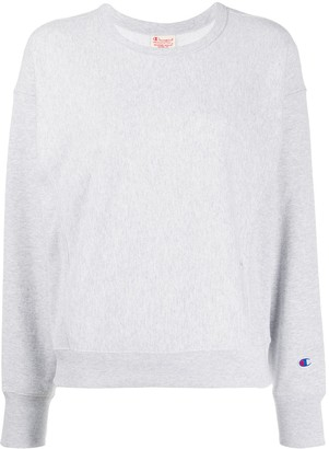 Champion Long-Sleeve Sweatshirt