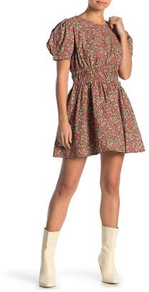Free People Pennie Mini Dress