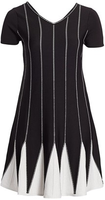 Nic+Zoe, Plus Size Petunia Twirl Dress