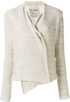 Daniel Andresen - Kip cardigan - women - Cotton/Linen/Flax - S