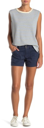 SUPPLIES BY UNION BAY Alix Twill Shorts (Petite)