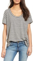 Current/Elliott Women's Stripe Slouchy Tee