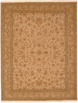 """Nourison Royalty RO30 Ivory 8'6"""" x 11'6"""" Hand-Knotted Rug"""