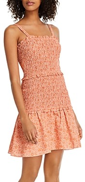 Parker Illy Sleeveless Mini Dress