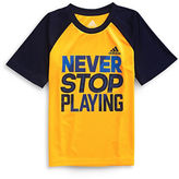 Adidas Never Stop Playing T-Shirt