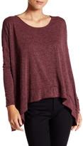Anama Open Back Pullover