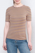 Noisy May Elsa Striped Top
