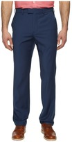 Perry Ellis Portfolio - Modern Fit Flat Front Bengaline Pant Men's Dress Pants