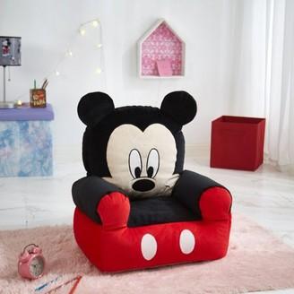 Disney Mickey Mouse Plush Bean Bag Sofa Chair