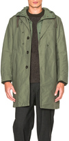 Engineered Garments Double Cloth Chester Coat