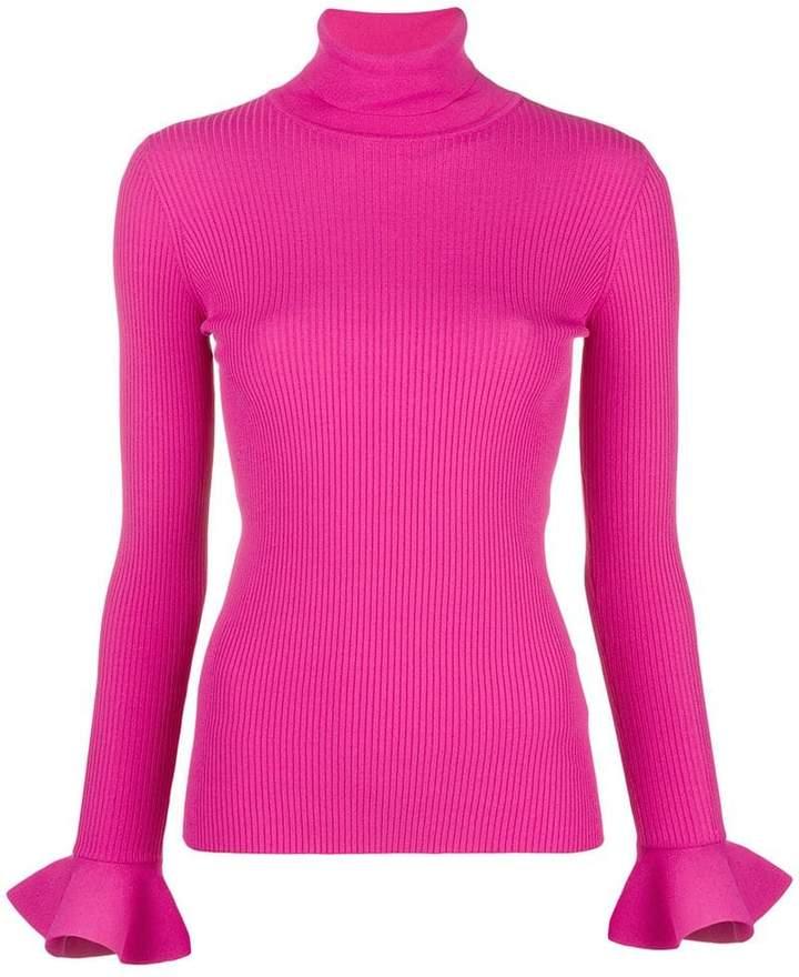 Valentino roll neck jumper