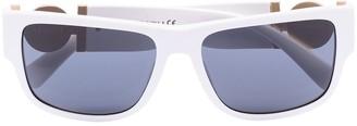 Versace Eyewear Medusa medallion square sunglasses