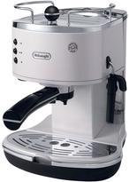 De'Longhi DeLonghi Icona 15-Bar Pump Driven Espresso/Cappuccino Maker in White
