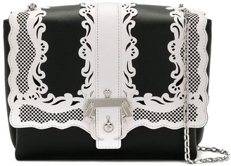 Paula Cademartori Alice Lady Lace handbag