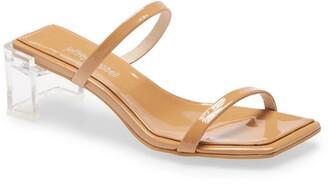 Jeffrey Campbell Epoxy Slide Sandal