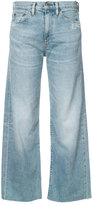 Simon Miller wide leg cropped jeans
