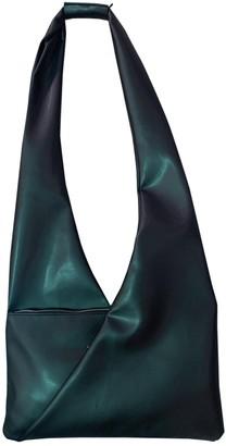 Maison Margiela Black Leather Handbags