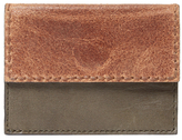 John Varvatos Brooklyn Flap Card Case