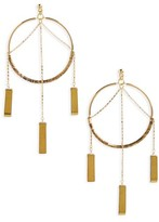 Vanessa Mooney Women's The Meadows Hoop Earrings