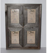 Loon Peak Ashbaugh Rustic Reclaimed Barn Wood Collage Picture Frame