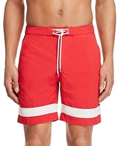 Solid & Striped Racer Stripe Board Shorts