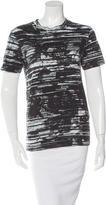 McQ by Alexander McQueen Printed Short Sleeve T-Shirt