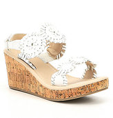 Jack Rogers Girls Little Miss Luccia Wedge Sandals
