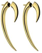 Shaun Leane Women's Yellow Gold Vermeil Hook Earrings -Size 1
