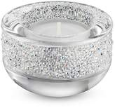 Swarovski Shimmer Tea Light Holder, Clear