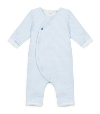 Absorba Quilted Playsuit (0-12 Months)