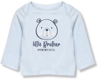 M&Co Little brother t-shirt (Tinybaby-18mths)