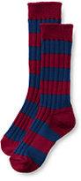Classic Kids Rugby Socks-Deep Hyacinth