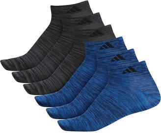 adidas Men 6-Pk. Superlite Low-Cut Socks