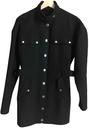 Kwaidan Editions Black Wool Jacket for Women
