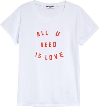 Sub Urban Riot Kids' All U Need is Love Graphic Tee