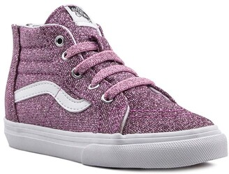 Vans Kids SK8 Hi Zip low-top sneakers