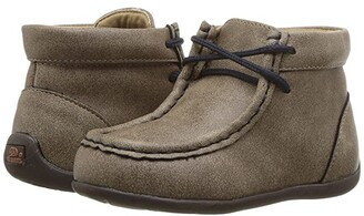 M&F Western Kids Smith (Toddler) (Brown/Navy) Boys Shoes