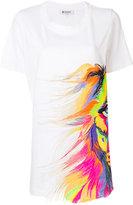 Dondup printed short sleeved T-shirt